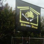 Bikers Shed visit